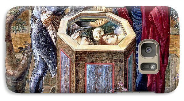 The Baleful Head, C.1876 Galaxy S7 Case by Sir Edward Coley Burne-Jones