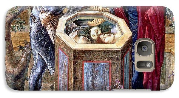 The Baleful Head, C.1876 Galaxy S7 Case by Sir Edward Coley Burne-Jones