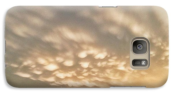 Galaxy Case featuring the photograph The Barn's Demise by Nikki McInnes