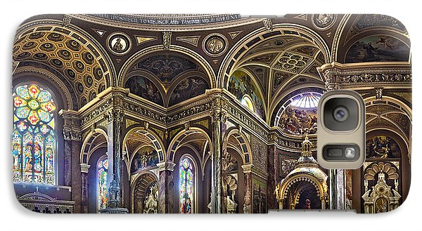 The Basilica Of St. Josaphat Galaxy S7 Case