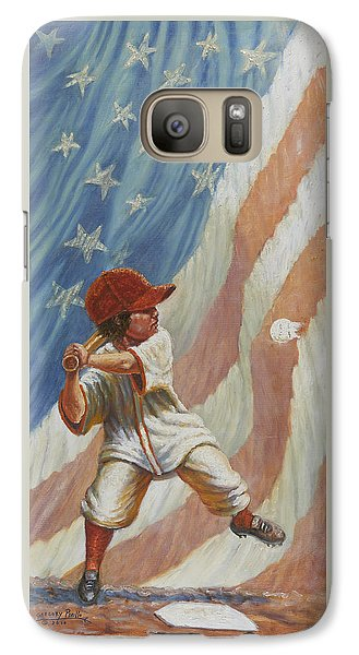 The Batter Galaxy S7 Case