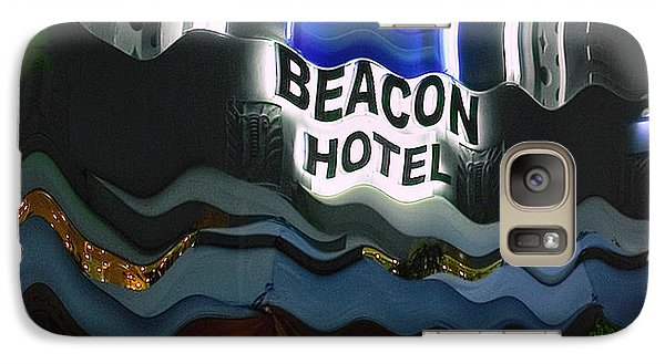 Galaxy Case featuring the photograph The Beacon Hotel by Gary Dean Mercer Clark