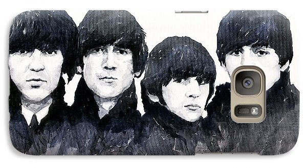 Musicians Galaxy S7 Case - The Beatles by Yuriy Shevchuk