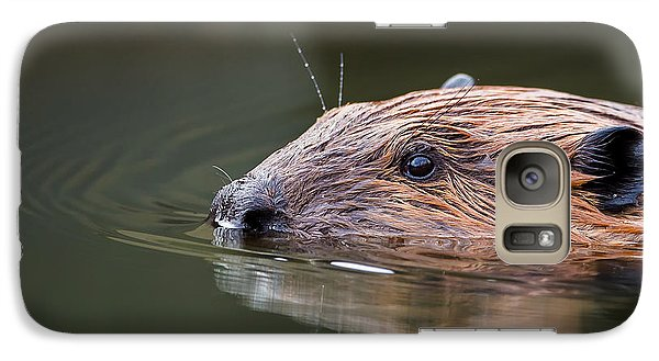 The Beaver Galaxy S7 Case