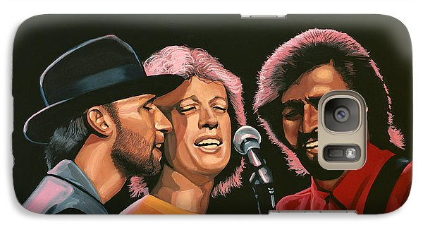 Rhythm And Blues Galaxy S7 Case - The Bee Gees by Paul Meijering