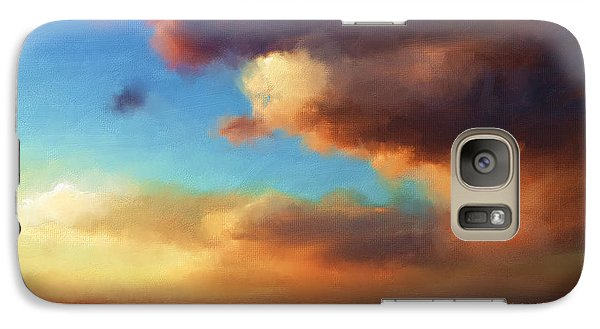 Galaxy Case featuring the painting The Best Of The West by S G