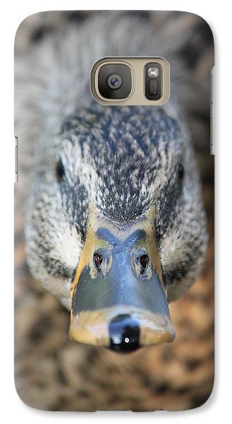 Galaxy Case featuring the photograph The Bill by Amy Gallagher