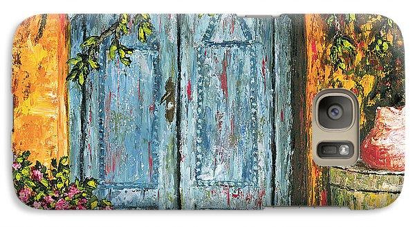The Blue Door Galaxy S7 Case
