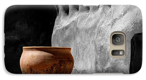 Galaxy Case featuring the photograph The Bowl by Lucinda Walter