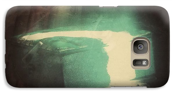 Galaxy Case featuring the photograph The Box For Wishes  by Steven Huszar