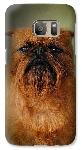 The Brussels Griffon Galaxy S7 Case
