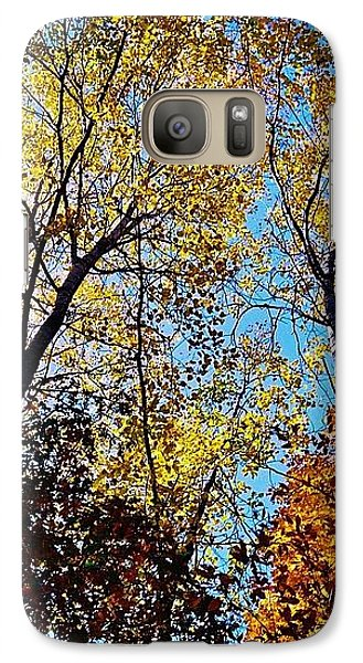 Galaxy Case featuring the photograph The Canopy by Daniel Thompson
