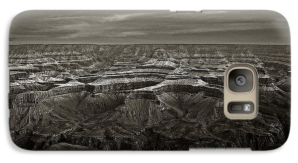 Galaxy Case featuring the photograph The Canyon 1 by Thomas Born