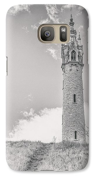 The Castle Tower Galaxy Case by Scott Norris