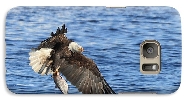 Galaxy Case featuring the photograph The Catch by Coby Cooper