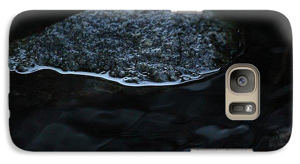 Galaxy Case featuring the photograph The Cave by Amy Gallagher