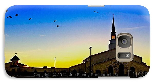 Galaxy Case featuring the photograph The Church by Joe Finney