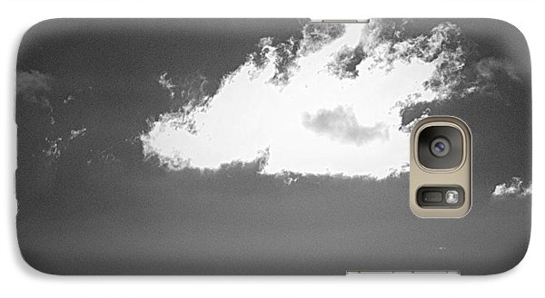 Galaxy Case featuring the photograph The Cloud by Michael Dohnalek