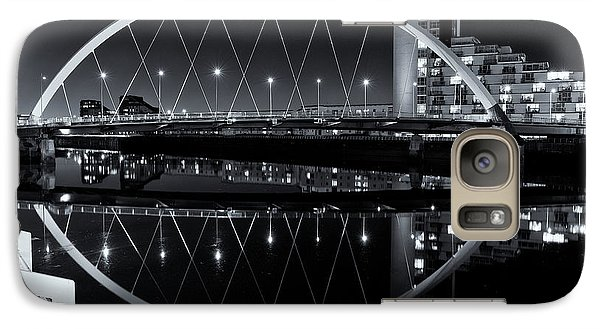 Galaxy Case featuring the photograph The Clyde Arc by Stephen Taylor