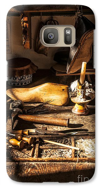 The Cobbler's Shop Galaxy S7 Case