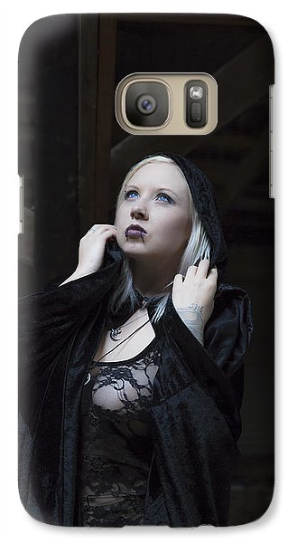 Galaxy Case featuring the photograph The Cup by Mez