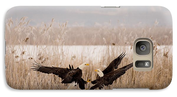 Galaxy Case featuring the photograph The Dance by Jeremy Farnsworth