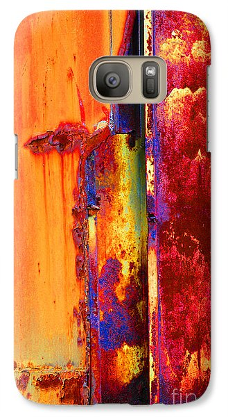 Galaxy Case featuring the photograph The Darkside II by Christiane Hellner-OBrien