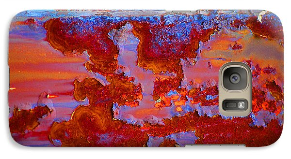 Galaxy Case featuring the photograph The Darkside #3 by Christiane Hellner-OBrien