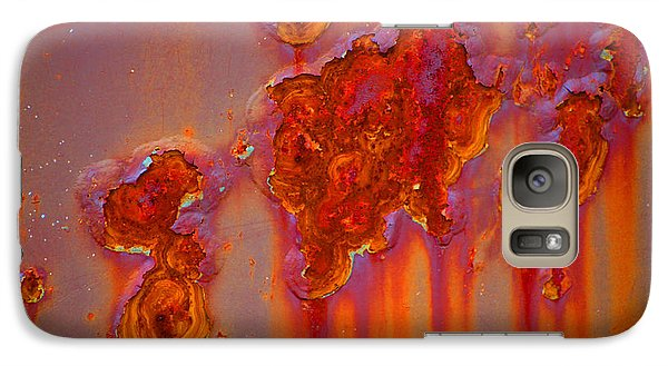 Galaxy Case featuring the photograph The Darkside IIII by Christiane Hellner-OBrien