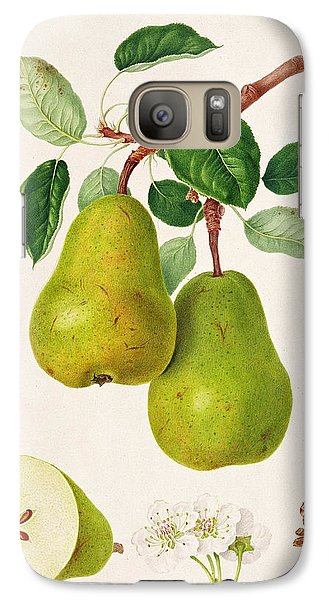 The D'auch Pear Galaxy S7 Case