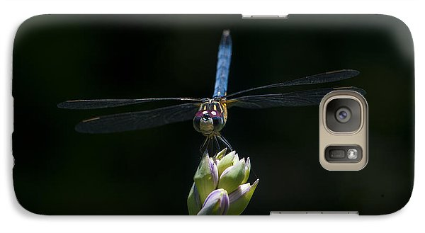 Galaxy Case featuring the photograph The Dragon Lady by Terry Cosgrave