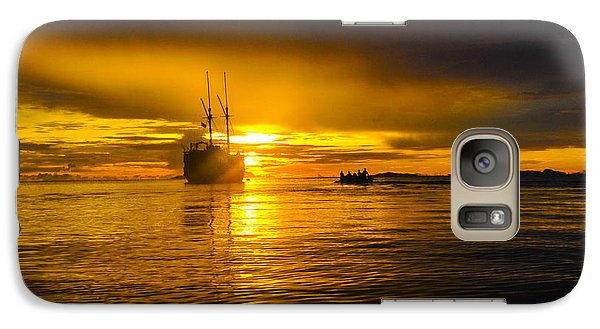 Galaxy Case featuring the photograph The Dream by Terry Cosgrave