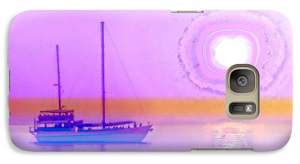Galaxy Case featuring the photograph The Drifters Dream by Holly Kempe