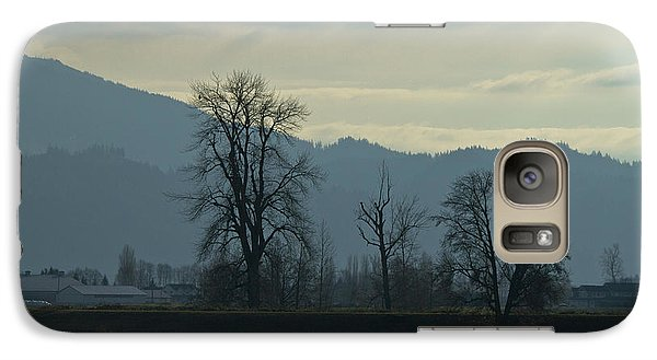 Galaxy Case featuring the photograph The Eagle Tree by Eti Reid
