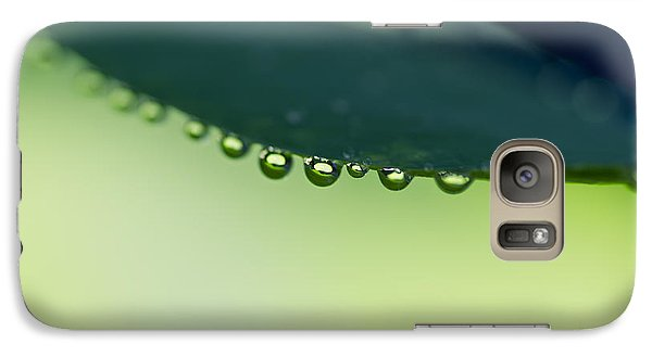 Galaxy Case featuring the photograph The Edge II by Priya Ghose