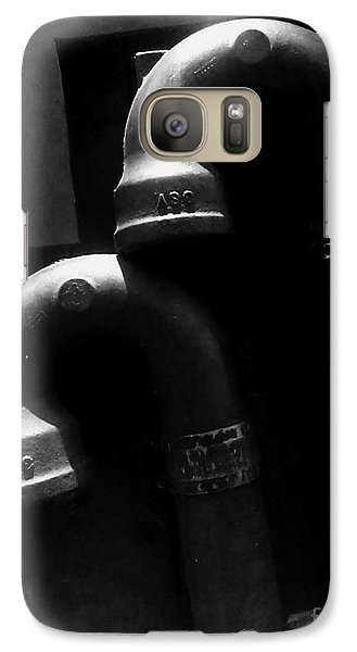 Galaxy Case featuring the photograph The Embrace by James Aiken