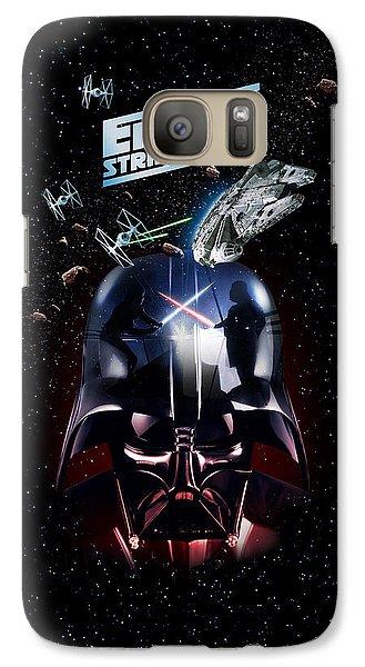 The Empire Strikes Back Phone Case Galaxy S7 Case