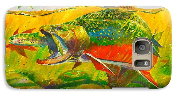 The End Of The Rainbow  Galaxy S7 Case