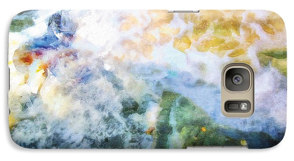 Galaxy Case featuring the photograph The Entanglement 3 by The Art of Marsha Charlebois