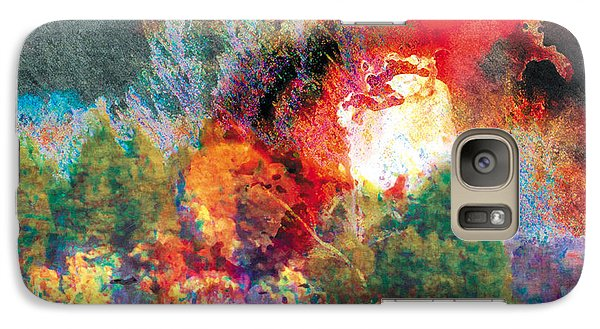 Galaxy Case featuring the photograph The Entanglement 7 by The Art of Marsha Charlebois
