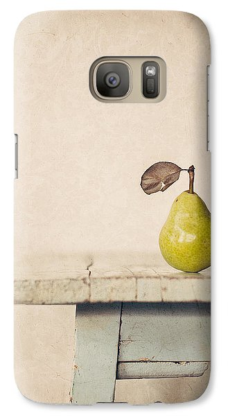 The Exhibitionist Galaxy S7 Case by Amy Weiss