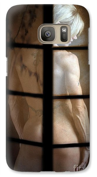 Galaxy Case featuring the photograph The Exotic Of Strength  by Jacob Smith