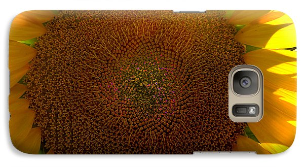 Galaxy Case featuring the photograph The Eye 3 by Lyle Crump