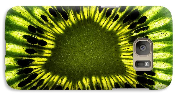 Galaxy Case featuring the photograph The Eye by Gert Lavsen