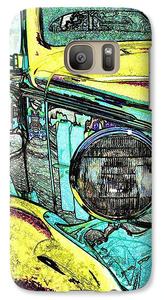 Galaxy Case featuring the photograph The Eye  by Pamela Blizzard