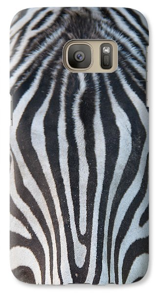 Galaxy Case featuring the photograph The Eyes Have It by John Black