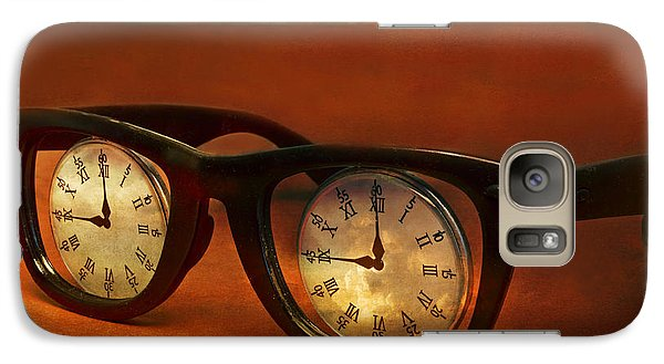 Galaxy Case featuring the photograph The Eyes Of Time by Jeff  Gettis