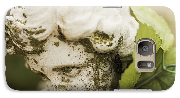 Galaxy Case featuring the photograph The Face Of An Angel by Amber Kresge