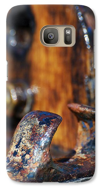 Galaxy Case featuring the photograph The Fairlead by Wendy Wilton