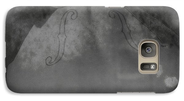 Galaxy Case featuring the photograph The Figure Of Classical Sound by Jacob Smith